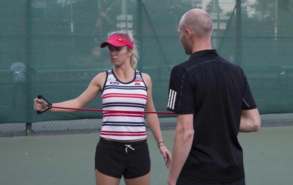 Elina Svitolina, (WTA N°19)